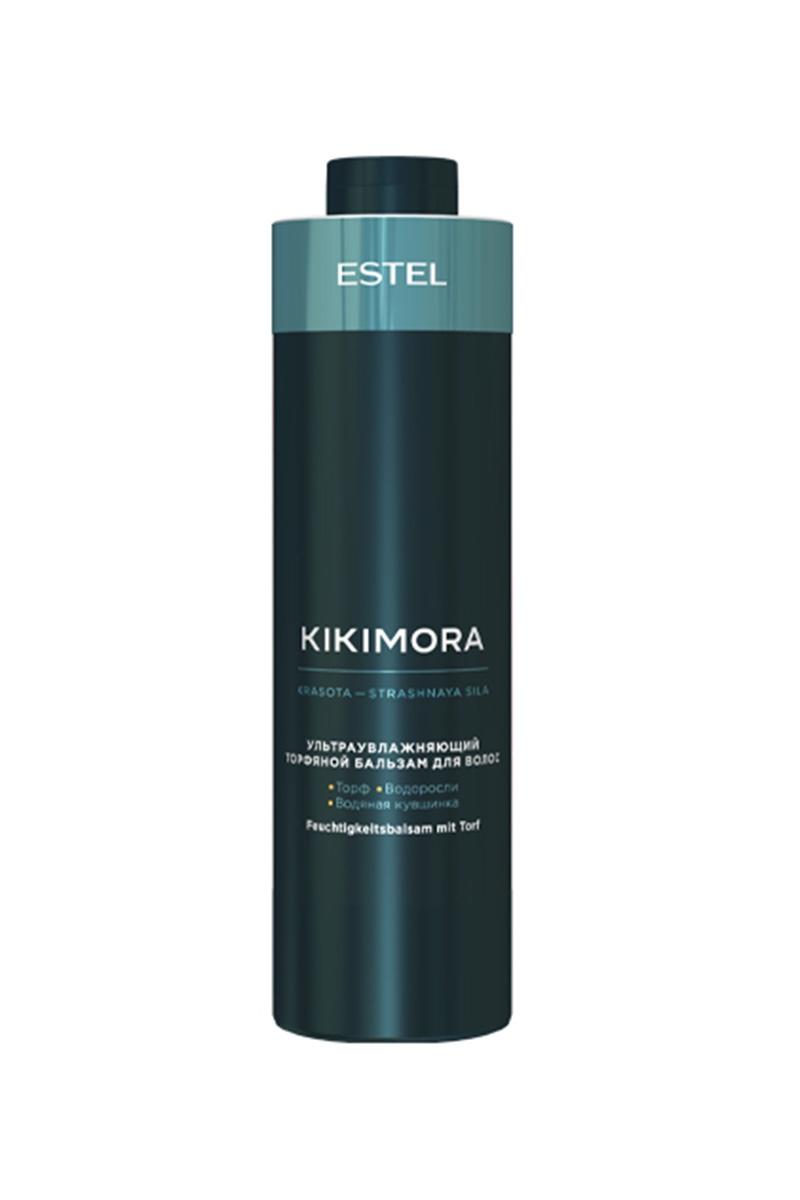 ESTEL Бальзам Kikimora для Волос Ультраувлажняющий Торфяной, 1000 мл