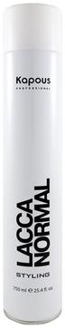 Kapous Лак Lacca Normal Аэрозольный для Волос Нормальной Фиксации, 750 мл kapous лак аэрозольный для волос нормальной фиксации 750мл