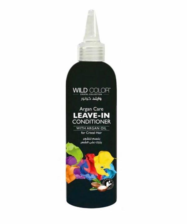 Wild Color Кондиционер Leave-in Conditioner Несмываемый с Аргановым Маслом, 300 мл несмываемый уход за волосами отзывы