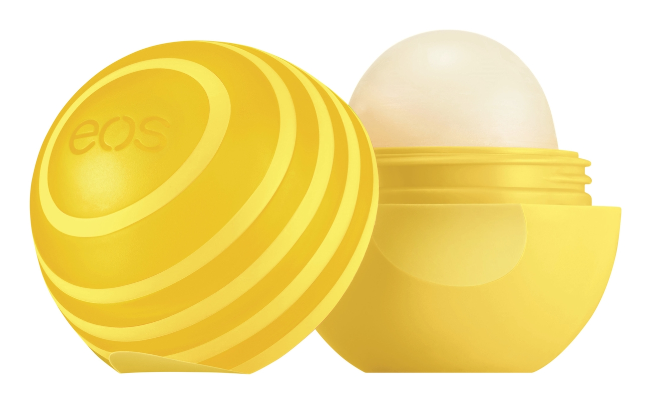 EOS Бальзам для Губ Лимон (Lemon Drop With Spf 15), 7гр цены