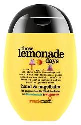 Treaclemoon Крем Lemonade Handcreme для Рук Домашний Лимонад, 75 мл