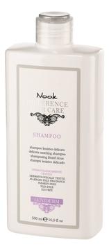 Nook Шампунь Leniderm Shampoo Успокаивающий для Чувствительной Кожи головы, 500 мл