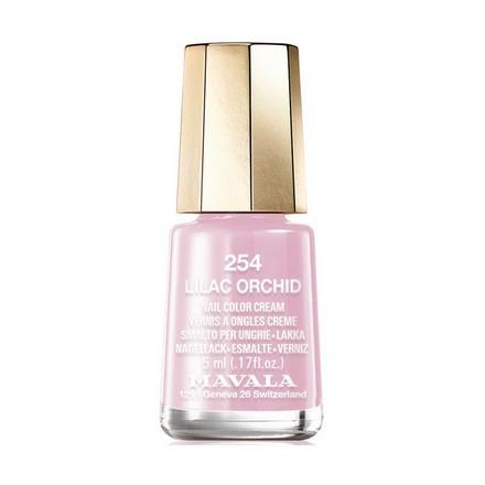 Mavala Лак Lilac Orchid 9091254 для Ногтей, 5 мл mavala mini color лак для ногтей 13 riyadh