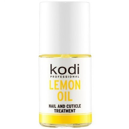 Kodi Professional Масло Limon Oil для Кутикулы Лимон, 15 мл