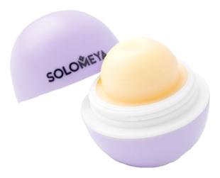 Solomeya Бальзам Lip Balm Blueberry для Губ с Ароматом Черники, 7г недорого