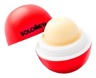 Solomeya Бальзам Lip Balm Strawberry для Губ с Ароматом Клубники, 7г недорого
