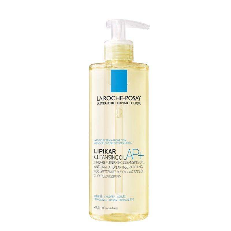 La Roche Posay Масло Lipikar Ap+ Oil Очищающее АП+ Липикар, 400 мл липикар лавант