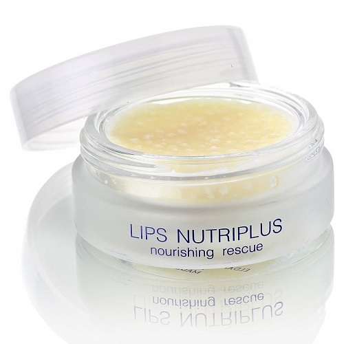 ELDAN Бальзам Lips Nutriplus Питательный для Губ, 15 мл