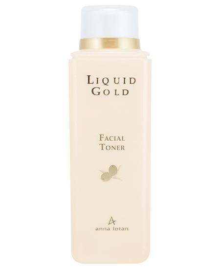Anna Lotan Лосьон Liquid Gold Facial Toner Золотой, 200 мл