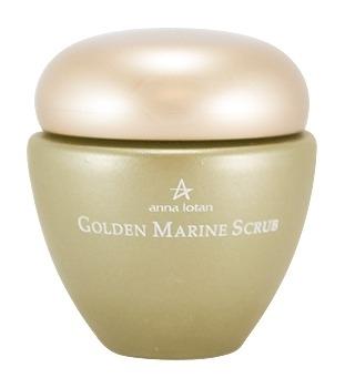 Anna Lotan Пилинг Liquid Gold Golden Marine Scrub Золотой с морскими водорослями, 30 мл