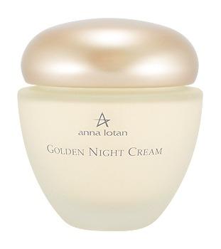 Anna Lotan Крем Liquid Gold Golden Night Cream Золотой Ночной, 50 мл ночной крем от морщин nonicare deluxe night face cream 50 мл 40