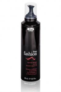 Lisap Мусс для Укладки Волос Сильной Фиксации Lisap Fashion Mousse Design Strong, 250 мл lisap milano fashion gloss shine спрей блеск для волос 250 мл