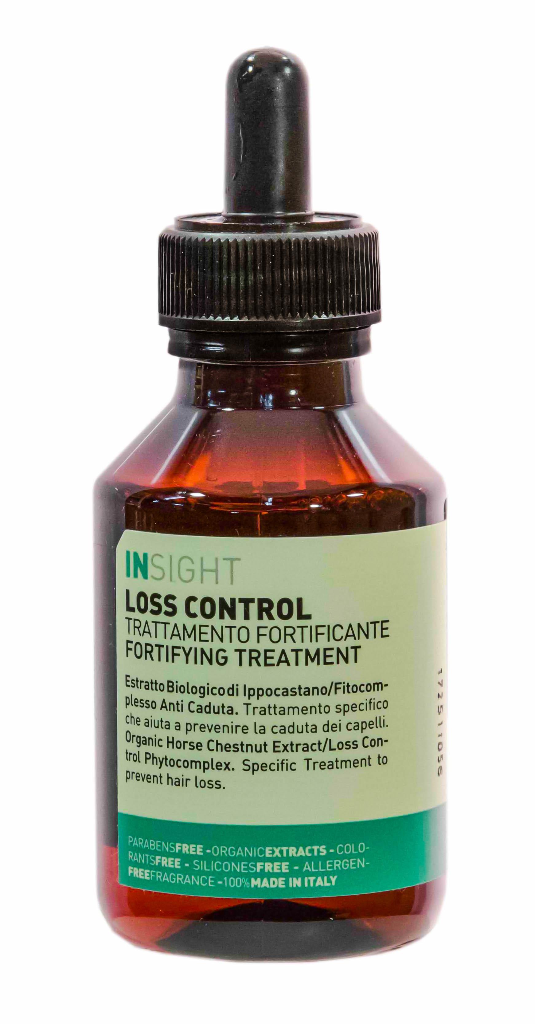 INSIGHT Лосьон Loss Control против Выпадения Волос, 100 мл недорого