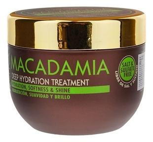 Kativa Маска Macadamia Интенсивно Увлажняющая для Нормальных и Поврежденных Волос, 500 мл