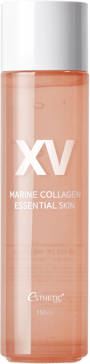Esthetic House Тонер Marine Collagen Essential Skin для Лица Коллаген, 150 мл