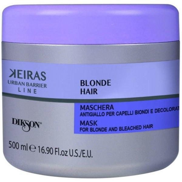 Dikson Маска Mask for Blonde and Bleached Hair для Обесцвеченных Волос, 500 мл