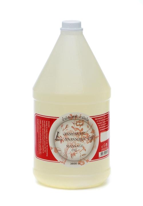 Lamenatt Масло Massage Oil Массажное Орхидея, 3600 мл недорого