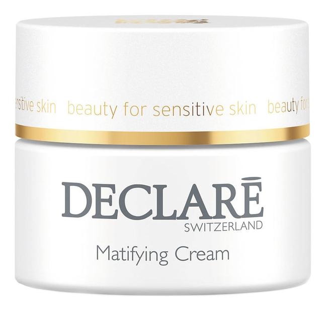 Declare Матирующий Увлажняющий Крем Matifying Hydro Cream, 50 мл