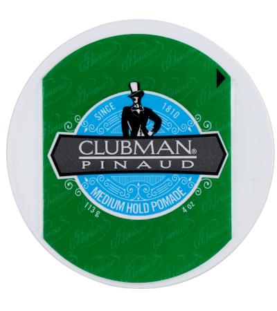 Clubman Помада Medium Hold Pomade Средней Фиксации, 48,2г