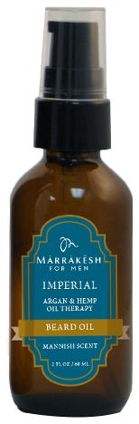Marrakesh Масло для Ухода за Бородой Men Imperial, 60 мл