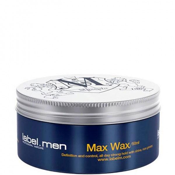Label.m Воск Men Max Wax Максимальная Фиксация, 50 мл