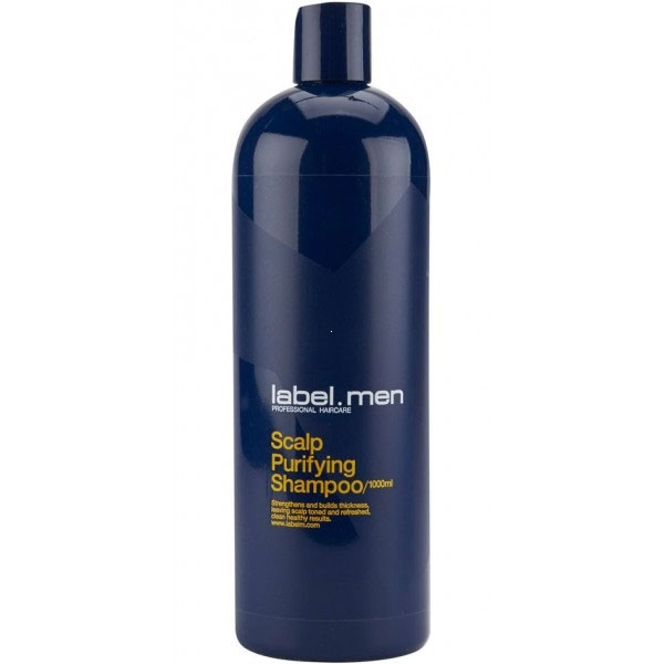 L Шампунь Men Scalp Purifying Shampoo для Очищения Кожи Головы, 1000 мл