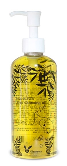 Elizavecca Масло Milky-Wear Natural 90% Olive Cleansing Oil Гидрофильное для Лица с Маслом Оливы, 300 мл недорого