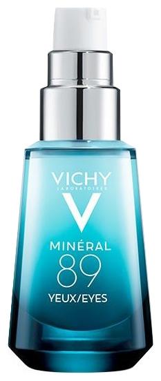 VICHY Уход Mineral 89 Veux для Кожи вокруг Глаз Восстанавливающий и Укрепляющий Минерал 89, 15 мл