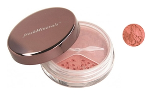 FreshMinerals Рассыпчатые Румяна Mineral loose blush Touch, 2г