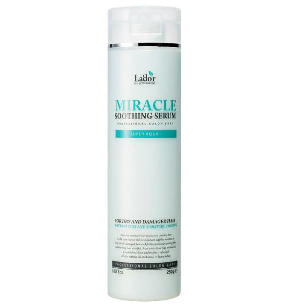 La'dor Сыворотка Miracle Soothing Serum для Сухих и Поврежденных Волос, 250 мл