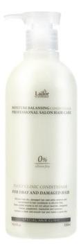 Lador Бальзам Moisture Balancing Conditioner  Увлажняющий Бессиликоновый для волос, 530 мл