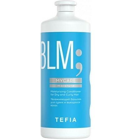 Tefia Бальзам Moisture Conditioner Увлажняющий для Сухих и Вьющихся Волос, 1000 мл tefia бальзам moisture conditioner увлажняющий для сухих и вьющихся волос 1000 мл