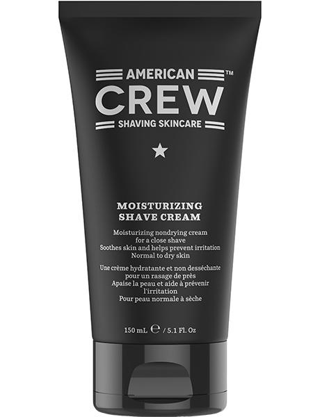 American Crew Увлажняющий крем для бритья Moisturizing Shave Cream, 150 мл недорого