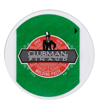 Фото - Clubman Паста Molding Paste Моделирующая для Укладки Волос, 48,2г clubman паста clubman molding paste моделирующая для укладки волос 113г