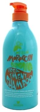 MIZON Шампунь Moroccan Treatment Shampoo с Марокканским Аргановым Маслом, 750 мл шампунь при