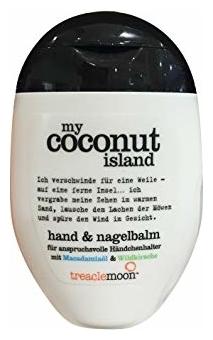 цена на Treaclemoon Крем My Coconut Island HandcremeдляРукКокосовыйРай, 75мл