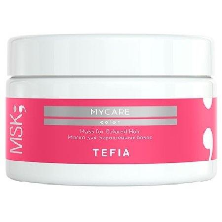 Tefia Маска My Color Mask для Окрашенных Волос, 250 мл tefia спрей уход my color spray для окрашенных волос 250 мл