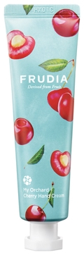 Frudia Крем My Orchard Cherry Hand Cream Увлажняющий для Рук c Вишней, 30г frudia увлажняющий крем для рук c лимоном my orchard lemon hand cream 30 г