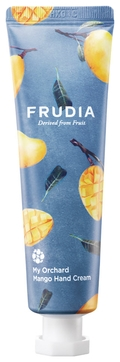 Frudia Крем My Orchard Mango Hand Cream Увлажняющий для Рук c Манго, 30г frudia увлажняющий крем для рук c лимоном my orchard lemon hand cream 30 г