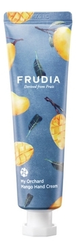 Frudia Крем My Orchard Mango Hand Cream Увлажняющий для Рук c Манго, 80г