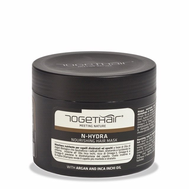 Togethair Маска Питательная для Обезвоженных и Тусклых Волос N-Hydra Mask, 250 мл artego увлажняющая маска hydra booster 250 мл