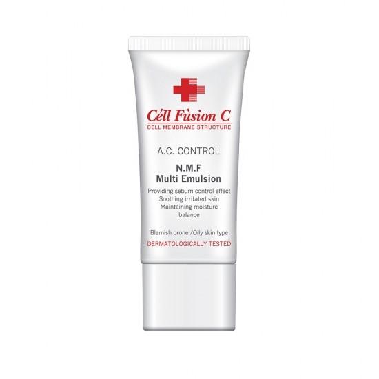 Cell Fusion C Эмульсия N.M.F. Multi Emulsion Восстанавливающая для Обезвоженной Жирной Кожи, 50 мл аптечная косметика для жирной кожи
