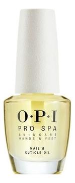 OPI Масло Nail&Cuticle Oil для Ногтей и Кутикулы, 14,8 мл aravia масло cuticle oil для кутикулы 50 мл