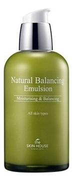 The Skin House Эмульсия Natural Balancing Балансирующая, 130 мл