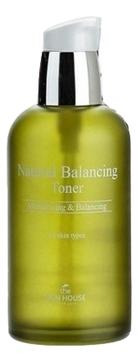 The Skin House Тонер Natural Balancing Балансирующий, 130 мл