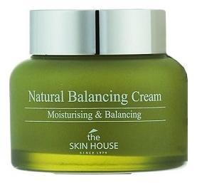 The Skin House Крем Natural Balancing Балансирующий, 50г