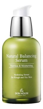 The Skin House Сыворотка Natural Balancing Балансирующая, 50 мл