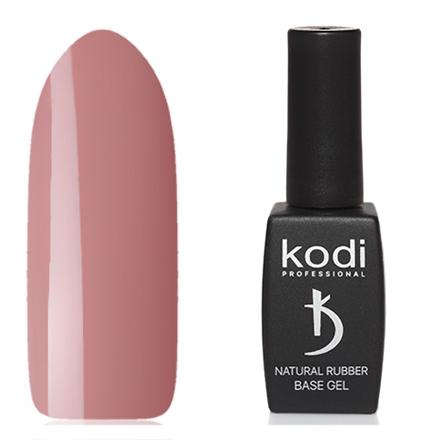Kodi Professional Гель Natural Rubber Base Цветной Базовый Beige, 12 мл