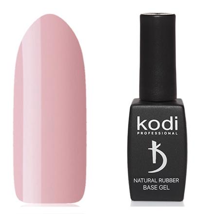 Kodi Professional Гель Natural Rubber Base Цветной Базовый Pink ice, 12 мл