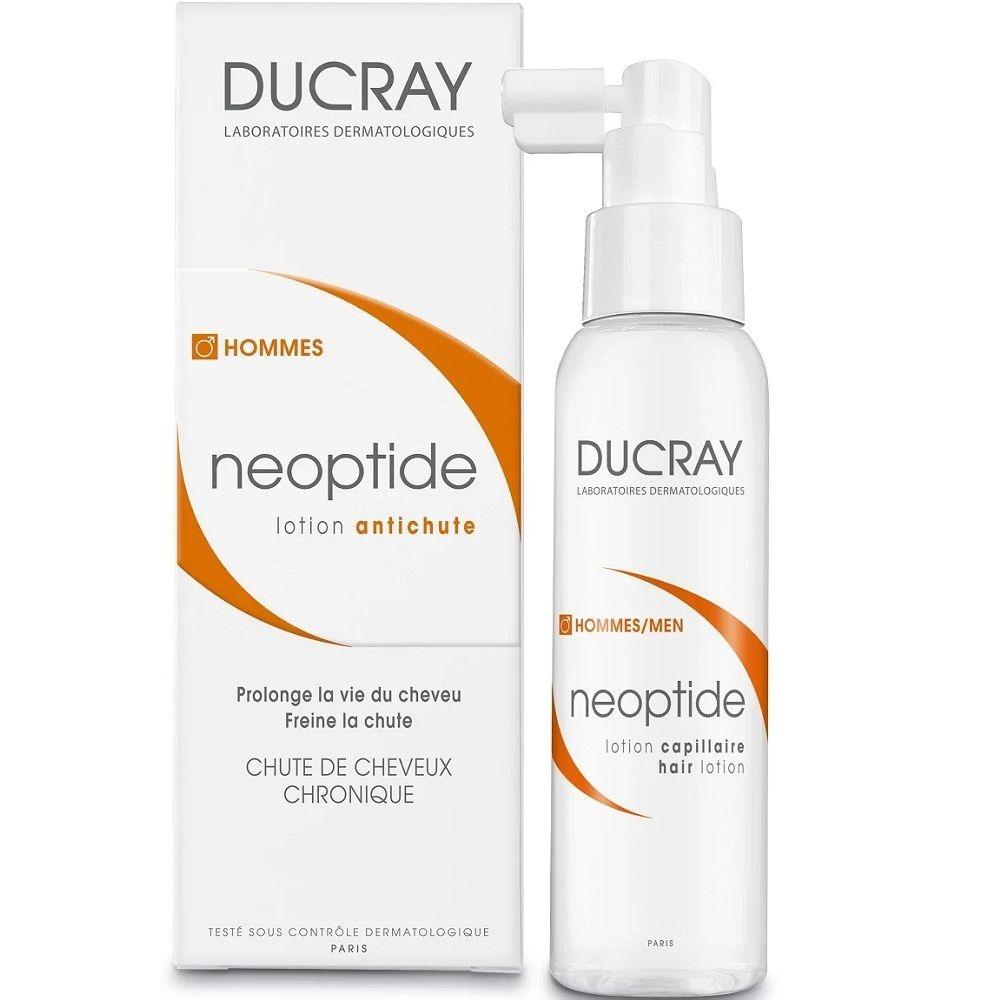 Ducray Лосьон Neoptide от Выпадения Волос у Мужчин Неоптид, 100 мл неоптид лосьон от выпадения волос у мужчин 100 мл ducray выпадение волос